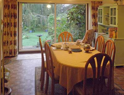 Arawa - B&B - Bed and Breakfast in Oxted, low cost hotels Surrey - great breakfasts